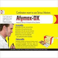 250 mg Amoxycillin And Dicloxacillin Capsules