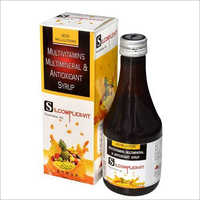 Multivitamins Multimineral And Antioxidant Syrup