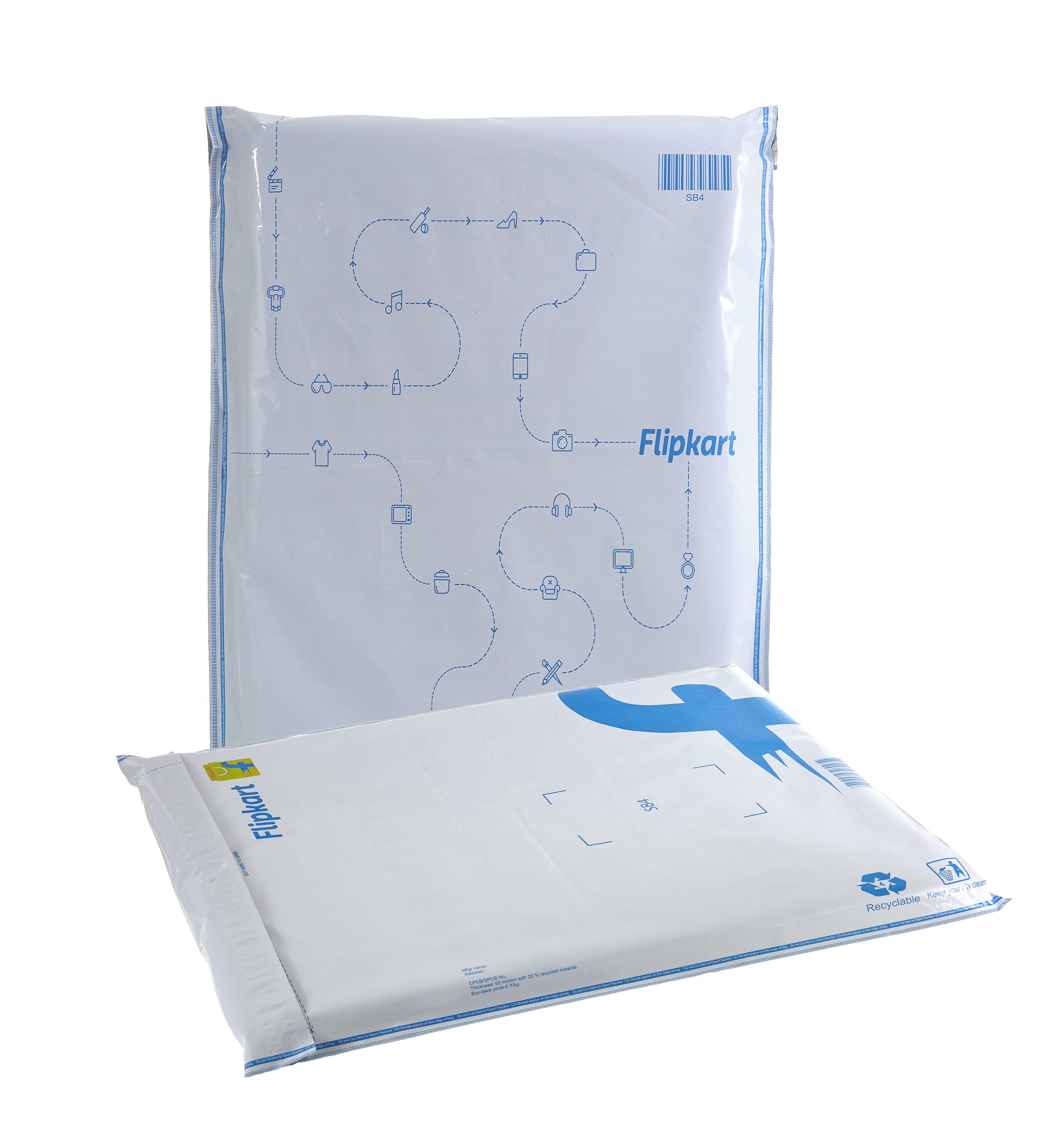Flipkart Tamper Proof Courier Bags