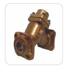 Cast Iron Strainer Flanged Connection Y Type