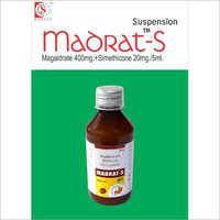 Magaldrate + Simethicone (Suspension