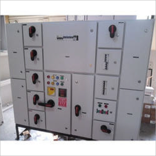 Single Contactor AMF Panel