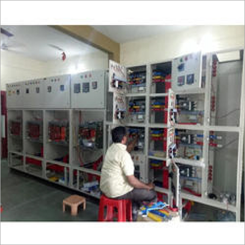 Changeover Power Distribution Panel