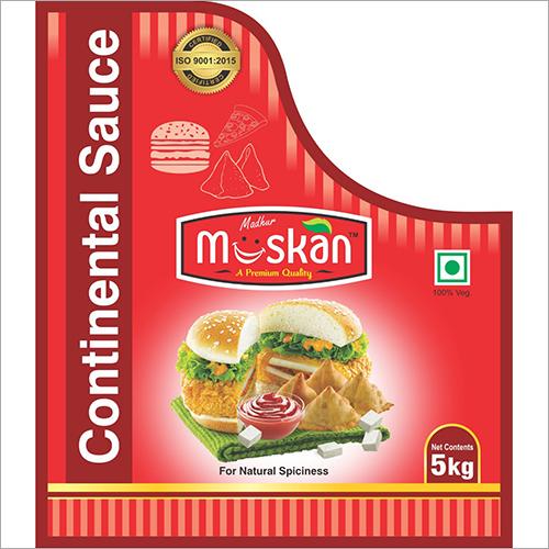 Continental Snacks Sauce