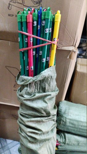 Wooden Broomstick