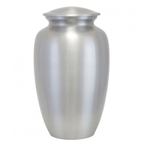 Aluminum Urn