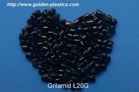 PTFE and silicone oil PA66 + PA6 Grilon TSG-30/4LF15