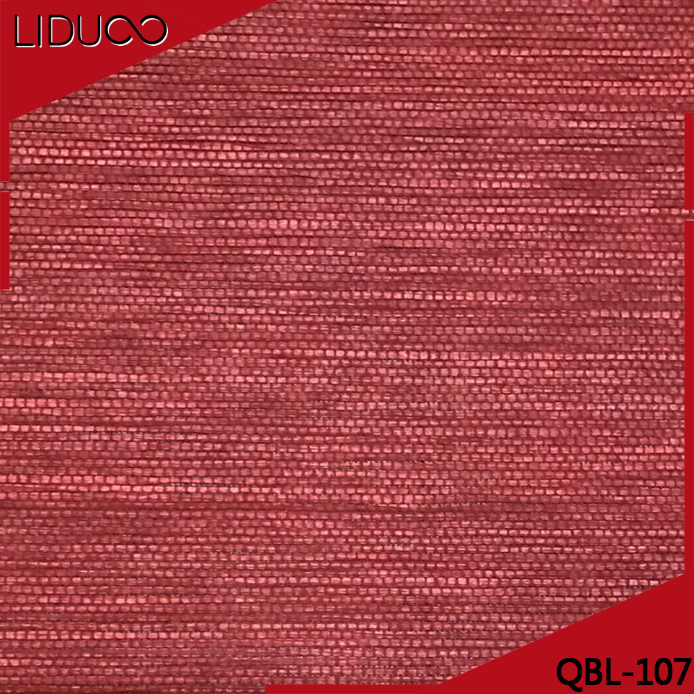 Non Woven Grasscloth Liquidation Wallpaper