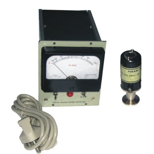 Analog Pirani Gauge