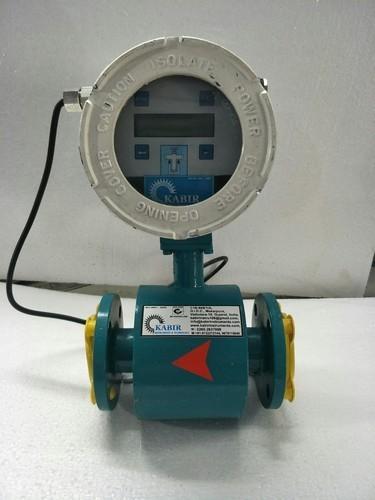 Conductive Liquid Flow Meter