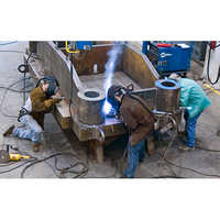 MS Brass Welding Services
