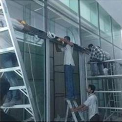 Glass Fabrication Work