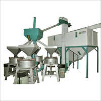 Industrial Wheat Flour Mill Plant