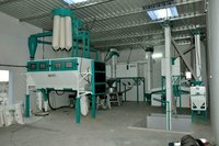 Fully Automatic Atta Chakki Plant With Gravity Separator