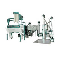 Fully Automatic Industrial Chakki Atta Plant