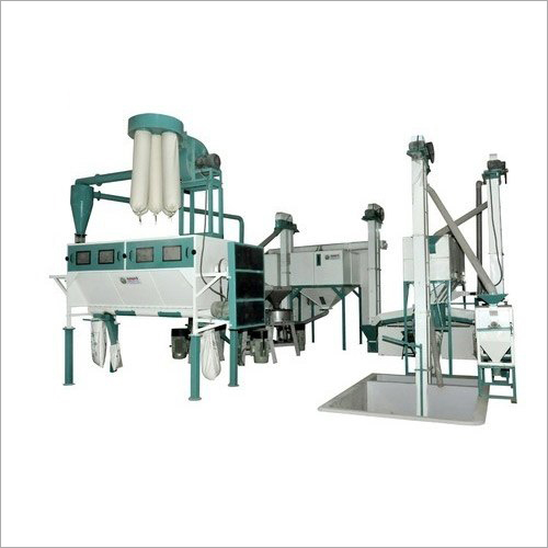 Whole Wheat Flour Mill Plant