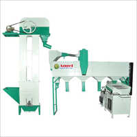 Masoor Cleaning Machine