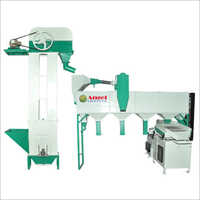 Green Gram Cleaning Machine