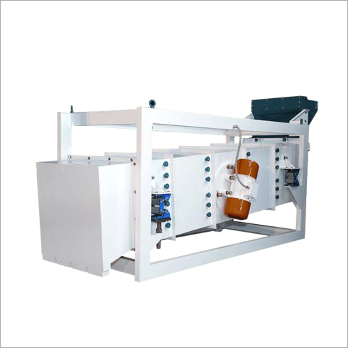 Seed Vibro Cleaner Machine