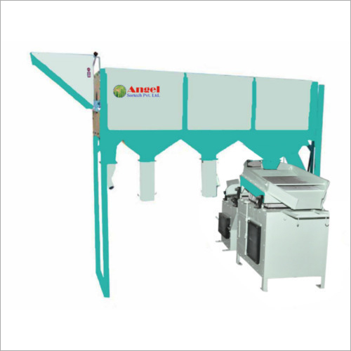 Gram Seed Cleaning Machine