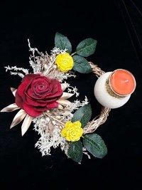 Diwali Candle, Candle holder