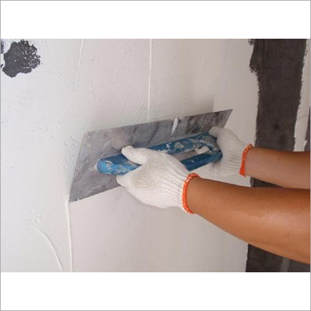 White Cement Base Wall Putty