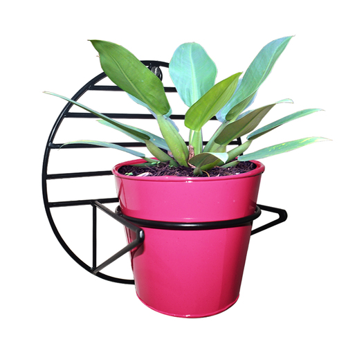 Ascent Homes Wall Mount Metal Planter