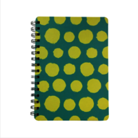 Wire-O Notebook Lines & Dots XQ4-N
