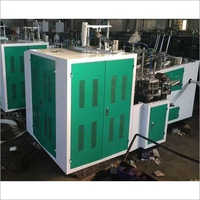 Color Coated Paper Cup Making Machine