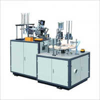 Automatic Double Wall Ripple Cup Making Machine