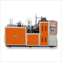 Automatic Electrically Operated High Speed Paper Cup Machine