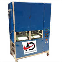 Fully Automatic Double Die Dona Plate Making Machine