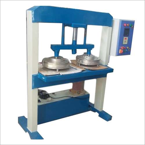 Hydraulic Double Die Paper Plate Machine