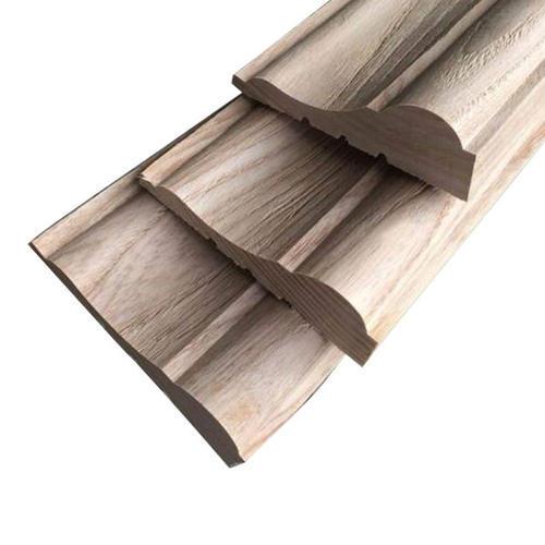 Popular wooden moulding