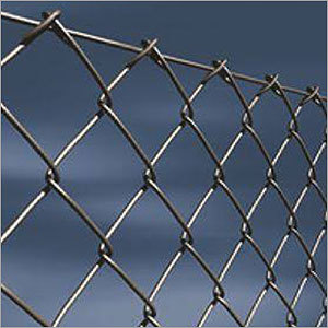 Chain Link Fencing Jali