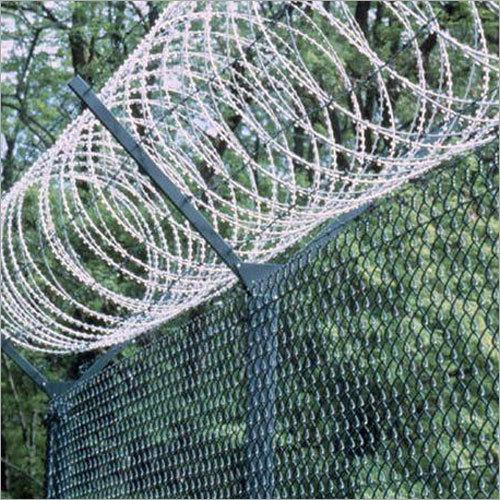 Concertina Razor Blade Wire