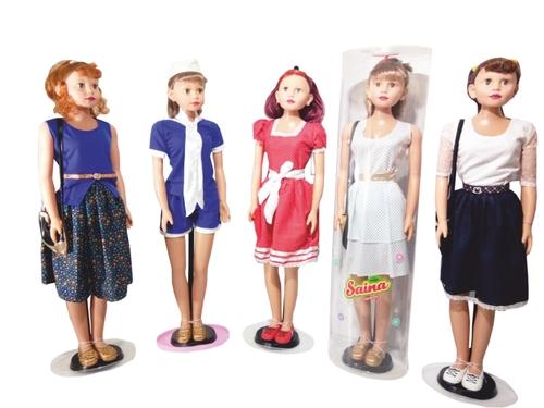 Speedage Saina Doll