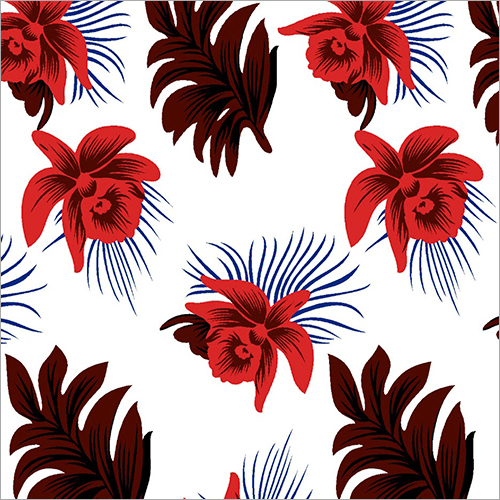 Polyester Digital Print Fabric