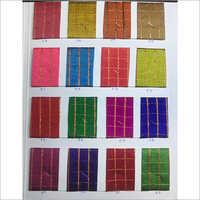 Printed Sqaure Check Fabric