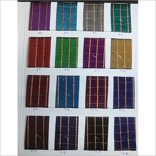 Sqaure Check Fabric