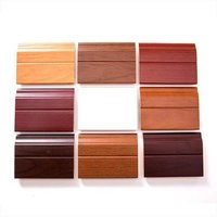 Best selling hot chinese wooden moulding