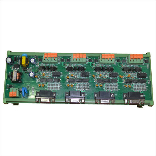 4 Channel RS-232 to RS-485 Converter