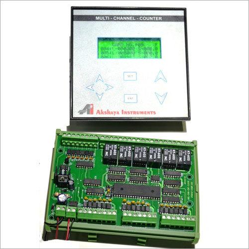 PLC Multi Channel Length Counter