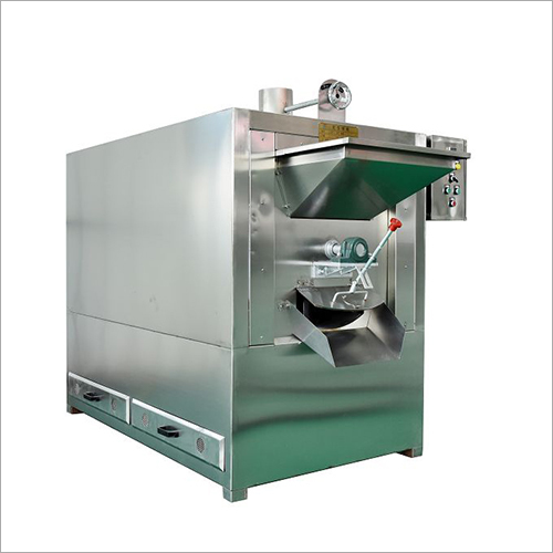 Drum Nut Roasting Line Machine