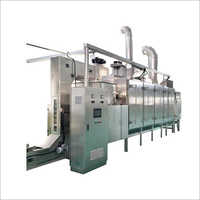 Multifunctional Apricot Kernel Oven Machine