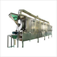 Drum Sesame Roaster Machine