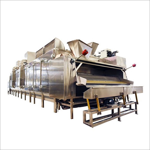 Multifunctional Seeds Roaster Machine