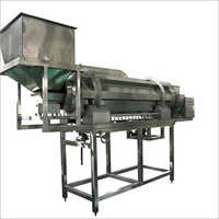 Continuous Peanut Flavor Mixing Machine