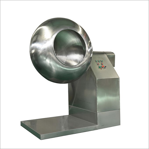 Spherical Coating Machine
