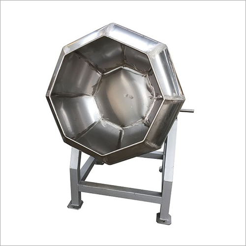 Octagonal Coating Machine